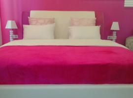Pink Apartment near Airport, hotel near Tbilisi International Airport - TBS,