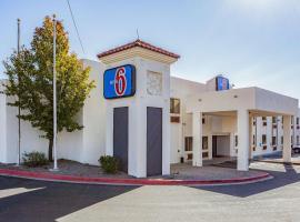 Motel 6-Santa Fe, NM - Central, hotel in Santa Fe