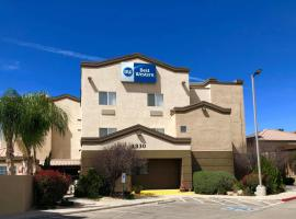 Best Western Gold Poppy Inn, hotel in Tucson