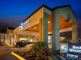 Best Western Heritage Inn, hotel in Concord