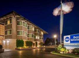Best Western De Anza Inn, hotel in Monterey