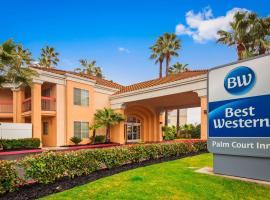 Best Western Palm Court Inn, hôtel à Modesto