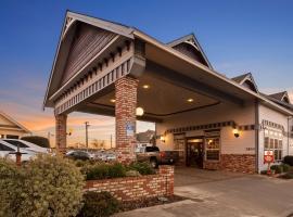 Best Western Plus Bayshore Inn, hotel v destinaci Eureka