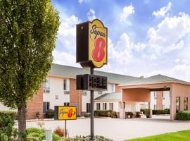 Super 8 by Wyndham Pekin/Peoria Area, hotel in Pekin