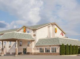 Super 8 by Wyndham Fort Frances, hotel v destinaci Fort Frances