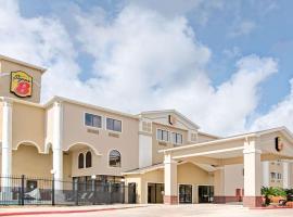 Super 8 by Wyndham Intercontinental Houston TX, hotel near George Bush Intercontinental Airport - IAH, Humble