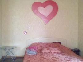 """2 кімн. кв. """"Романтік"""", готель у місті Черкаси"""