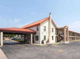 Super 8 by Wyndham Fredericksburg, hotel in Fredericksburg