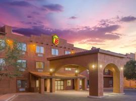 Super 8 by Wyndham Page/Lake Powell, hotel v destinaci Page