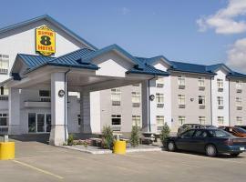 Super 8 by Wyndham Fort Saskatchewan, hotel em Fort Saskatchewan
