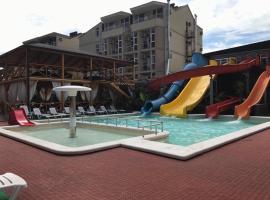 Park Hotel Evelin, resort village in Lazarevskoye