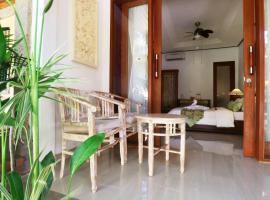 Wayan Homestay Sanur, spa hotel in Sanur