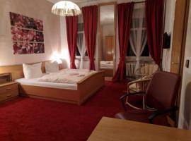 Bahnhotel Dippoldiswalde, Hotel in der Nähe von: Schloss Kuckucksstein, Dippoldiswalde