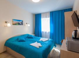 Hotel Democrat on Fontanka 104 2K, hotel near Vitebsky Train Station, Saint Petersburg