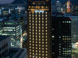 ENA Suite Hotel Namdaemun, accessible hotel in Seoul
