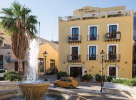 Hotel La Piazzetta, hotel a Castellammare del Golfo