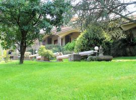 La Bastia Hotel & Resort, hotel in Soriano nel Cimino