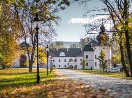Chateau Appony, hotel Apponyban