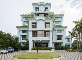 The Windsor Castle, accessible hotel in Kottayam