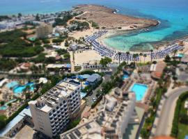 Anonymous Beach Hotel (Adults 16+), hotel in Ayia Napa