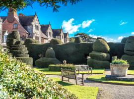 The Billesley Manor Hotel, hotel in Stratford-upon-Avon