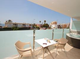 HL Suite Nardos - Only Adults, hotel in Maspalomas