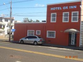 Hotel Ox Inn, hotel in Uberaba