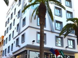 Hotel Centre Ville, hôtel à El Jadida