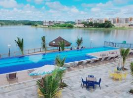Resort do lago, hotel in Caldas Novas