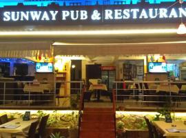 Sunway Hotel, отель в городе Аланья, рядом находится Крепость Аланьи