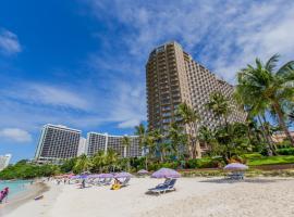 Dusit Beach Resort Guam, hotel near T Galleria by DFS, Guam, Tumon