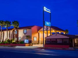 Best Western Desert Winds, hotel in Mojave