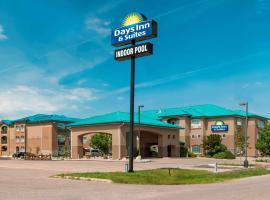 Days Inn & Suites by Wyndham Brandon, hotel em Brandon
