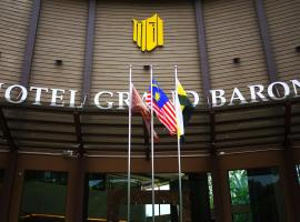 Hotel Grand Baron, hotel in Taiping