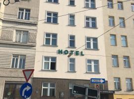 Hotel Goldene Spinne, hotel in 03. Landstraße, Vienna