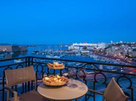 King's Blue , Port View Apartment, hotel near Historical Μuseum of Crete, Heraklio Town