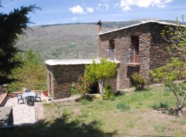 Cortijo Los Castanos, casa o chalet en Capileira
