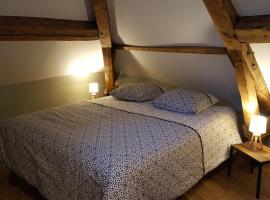 Les Combles de L'Aure, apartment in Bayeux