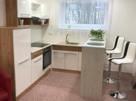 Apartmans Les, apartment in Zlín