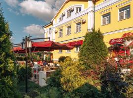 Отель Альбицкий Сад, отель в Переславле-Залесском
