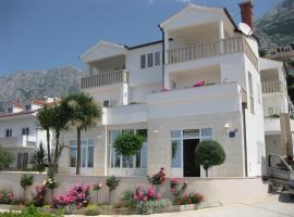 Villa Ruza, room in Makarska
