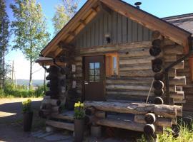 Kelotulkku Lodge, hotelli Muuramessa