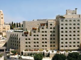 Dan Panorama Jerusalem Hotel, hotel in Jerusalem