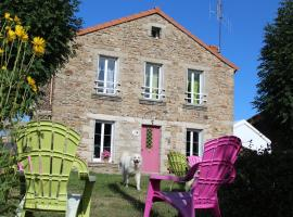 Les Cremades, accessible hotel in Langogne