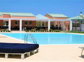 Hotel Villa Fanusa, hotel in Syracuse