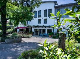 Parkhotel Schillerhöhe, hotel near MHP Arena Ludwigsburg, Marbach am Neckar