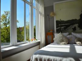 Suite de Noordt, hotel in Bergen op Zoom