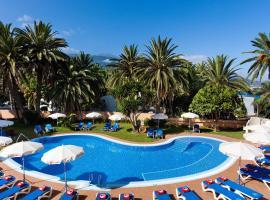 Sol Puerto de la Cruz Tenerife、プエルト・デ・ラ・クルスのホテル