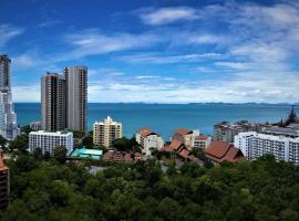 R-Con Wongamat - 21st Floor Residence, отель в городе Северная Паттайя