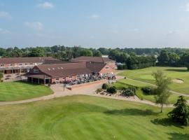 Wensum Valley Hotel Golf and Country Club, hotel in Norwich